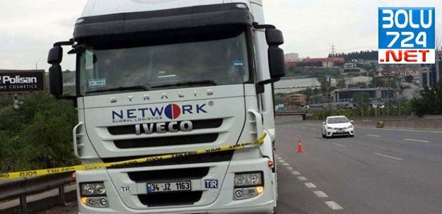 Eskişehir'e Giderken Kaybolan Tır Şoförü Ömer Faruk Çiçek Ölü Bulundu