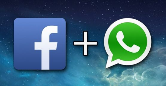 WhatsApp Facebook ile Kullanılıyor