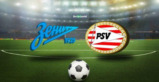 Zenit - Psv Eindhoven Maçı Hangi Kanalda Saat Kaçta (Şifresiz Uydu Kanalları)