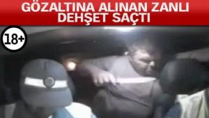 Rusya'da Alkollü Sürücü Dehşeti! Polisi Defalarca Bıçakladı